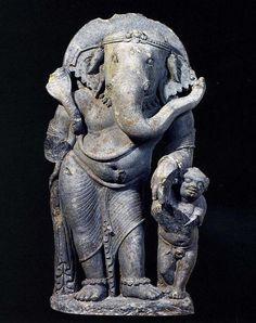 Photo de Ganesh 5-6th century India
