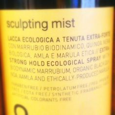 Sculpting Mist :: La mejor laca del mundo