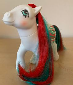 Excited to share this item from my shop: MLP Christmas Pony - Merry Treat Holiday Gifts, Holiday Decor, Mlp, My Little Pony, Thrifting, Merry, Treats, Etsy Shop, Christmas Ornaments