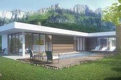 Resultado de imagen para casa campestre moderna
