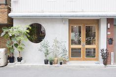 Cafe Shop Design, Cafe Interior Design, Store Design, Facade Design, Exterior Design, Opening A Cafe, Ceramic Cafe, Interior Room Decoration, Shop Facade