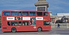 Dune London double decker London bus
