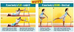 butt getting-healthy