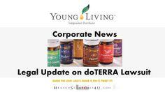 Legal Update on YL vs. doTERRA Lawsuit