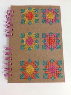 Flores -cross stitch