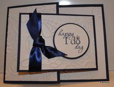 Elegant Wedding Card by Mrsbblackmoor - Cards and Paper Crafts at Splitcoaststampers