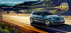 DER GOLF. DAS AUTO. < Der neue Golf < Modelle < Volkswagen Schweiz