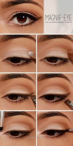 Best Makeup Tutorials for Teens -Magnify Your Eyes – Easy Makeup Ideas for Begin…  Look Over This Best Makeup Tutorials for Teens -Magnify Your Eyes – Easy Makeup Ideas for Beginners – Step by Step Tutorials for Foundation, Eye Shadow, Lipstick ..