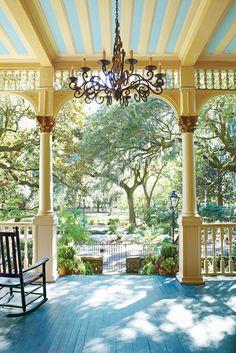 "intracoastal-wanderings: "" Magnolia Hall at SCAD Savannah, GA """