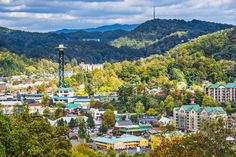 Top 20 Things To Do In Gatlinburg Zip lining, horseback riding, and more-TG