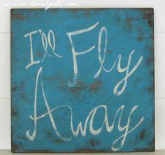 fly fly flyyy