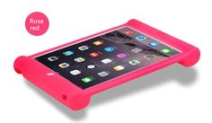 2017 Cool Silicone iPad Air And Air 2 Sleeve Cases For Kids IPFK04 | Cheap Cell-phone Case With Keyboard For Sale