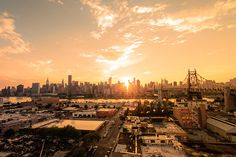 New York City - Sunset