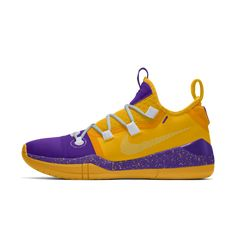 new concept f6875 7d40c Kobe A.D. By You Custom Men s Basketball Shoe