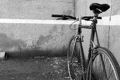 Una incondicional que casi nunca se rinde… #commuter #ride #cycling #bike #leonesp