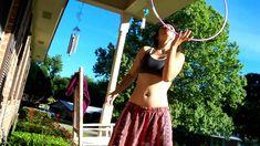 Goodmorning Hula hoop flow