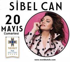 20 Mayıs Cumartesi Merit Park Hotel & Casino