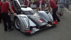 Audi R11 - First Race in Le Mans Series - 2011 Petit Le Mans at Road Atlanta