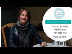 ¿Cómo tener un armario minimalista? Proyecto333.. Charlas minimalistas #4 - YouTube