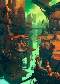 The Art Of Animation, Sergi Brosa