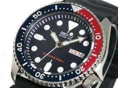 BEST QUALITY WATCHES - Seiko Men's Automatic Diver's Skx009k1, £154.99 (http://www.bestqualitywatches.co.uk/seiko-mens-automatic-divers-skx009k1/)