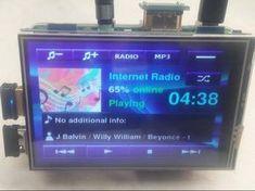 Raspberry Pi Internet Radio and MP3 Player