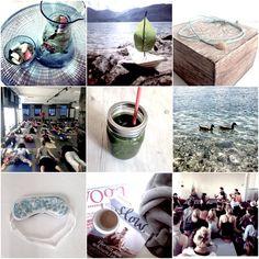 A FLASHPACKER'S LIFE #1: Von tiefgrünen Smoothies, Nachmittagen am Wolfgangsee und Yogakonferenzen in Köln - www.follow-your-trolley.com Power Yoga, Trolley, Mai, Smoothies, Instagram, Travel, Pictures, Smoothie, Fruit Shakes