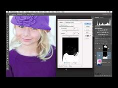 ▶ Photoshop tutorial: Using Color Range to build a mask | lynda.com - YouTube