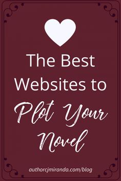 Websites to Help Develop Your Plot writing tips Writing Quotes, Fiction Writing, Writing Advice, Writing Help, Writing A Book, Writing Ideas, Writing Plan, Writing Worksheets, Writing Resources