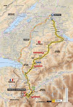 Tour de France 20-Juillet-2016. Vivez en direct l'Etape 17 : Berne > Finhaut-Emosson (184.5 km)