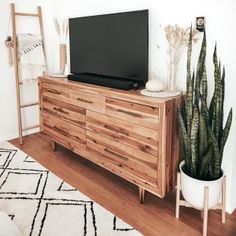 Alexa Reclaimed Wood 7-Drawer Dresser - Honey Reclaimed Wood Dresser, Air Conditioning Units, 7 Drawer Dresser, West Elm, Natural Wood, Honey, Apartment Ideas, Furniture, Master Bedroom