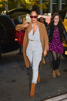 Look of the Day: Tracee Ellis Ross - Coco & Creme