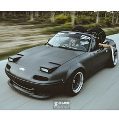 Miata that is not a chick car.