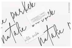 The Styled Edit- Chic Script Font by PeachCreme on @creativemarket