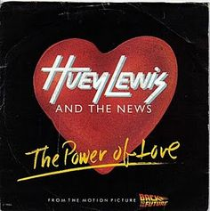 Huey Lewis and the News - oh yeah, loved this guy and his music.