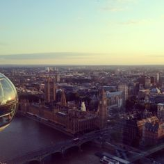 London Eye, South Bank, London