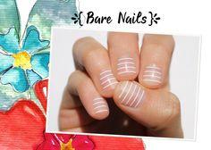 """Sem esmalte: A tendência das """"bare nails"""""""