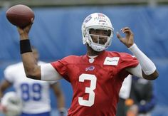 Bills' E.J. Manuel to undergo knee surgery, done for preseason