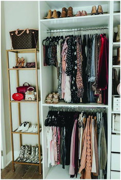 4 tips for organizing your closet, # for . - 4 tips for organizing your closet, - Best Closet Organization, Walk In Closet Organization Ideas, Small Closet Storage, Organisation Ideas, Small Closets, Kitchen Organization, Storage Ideas, Closet Bedroom, Master Closet