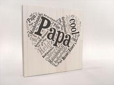 Geschenke für Männer - Geschenk Papa Vatertag - ein Designerstück von Manufaktur-Kister bei DaWanda