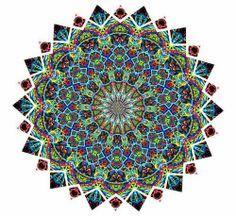 Mandala for the life.