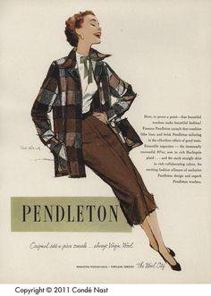 fashion life, fashion, past plaids, harlequin plaid, 1950 s… Vintage Dress Patterns, Vintage Dresses, Vintage Outfits, 1950s Dresses, Fifties Fashion, Vintage Fashion, Vintage Ads, Vintage Style, Vintage Models