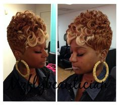 my hair style Short Sassy Haircuts, Short Hairstyles For Women, Weave Hairstyles, Straight Hairstyles, Cool Hairstyles, Natural Hairstyles, Woman Hairstyles, Hairdos, Pixie Styles