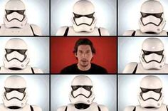 """The """"Star Wars"""" Cast Recorded An A Cappella Version Of The Famous Theme"""
