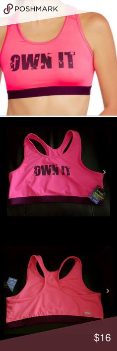 Core Sports Bra Medium New Danskin Now Intimates & Sleepwear Bras