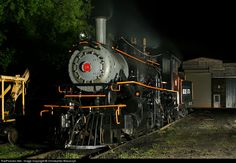 RailPictures.Net Photo: ARA 18 Arcade & Attica Railroad Steam 2-8-0 at Arcade, New York by Christopher Blaszczyk