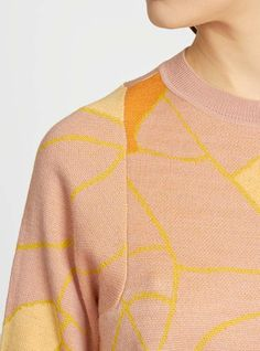 Couverture and The Garbstore - Womens - Stine Goya - Wave Pullover