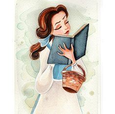 Belle by Megan Carrigan Fine Art