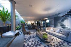 """Com cinzas, lofts e """"quarto da bagunça"""", Casa Cor SP propõe o """"morar bem"""" - Casa e Decoração - UOL Mulher"""