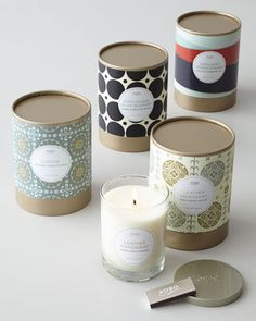 100% Soy Candles at Neiman Marcus. $38